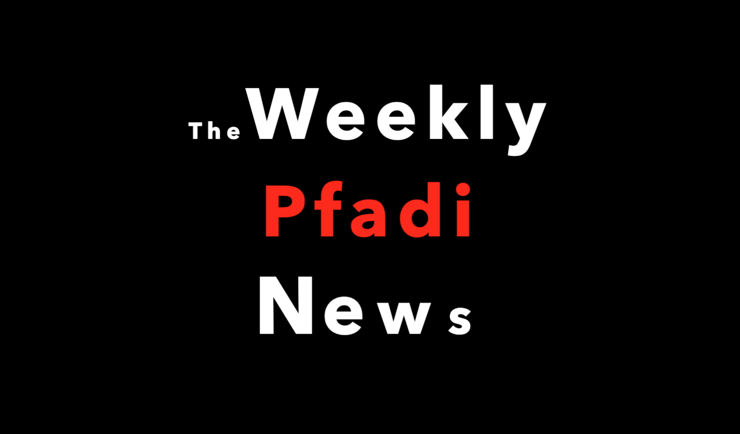 "Featured image for ""The Weekly Pfadi News"""